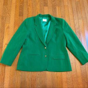 GUC - Pendleton - VTG Men's Green Jacket - L